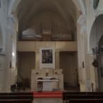 Navate della Chiesa SS. Crocifisso