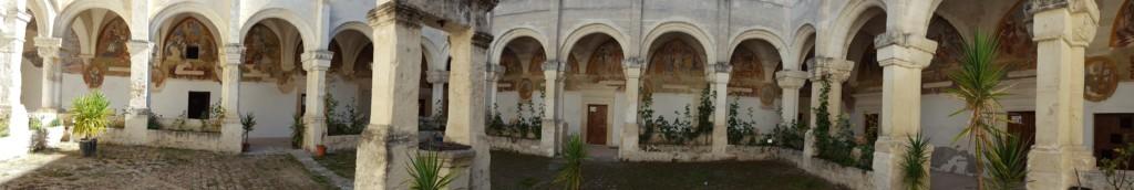Chiostro della Chiesa San Sebastiano
