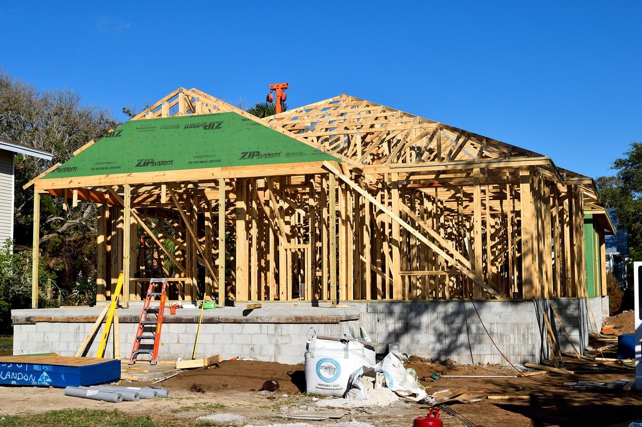 Strutture edilizie in legno